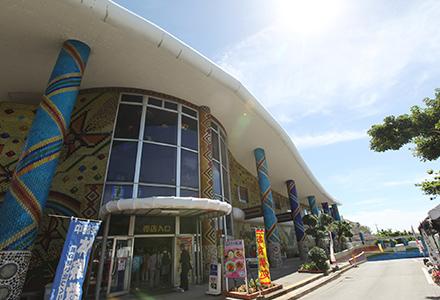 琉球玻璃村